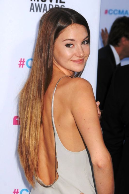 21 Great Shailene Woodley Hairstyles