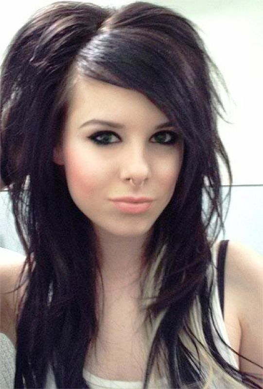 21 Super Cool Emo Hairstyles